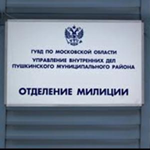 Отделения полиции Ульяновска