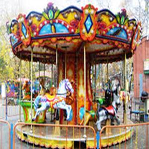 Парки культуры и отдыха Ульяновска