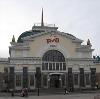 Железнодорожные вокзалы в Ульяновске