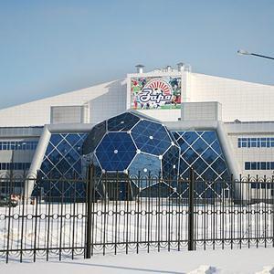 Спортивные комплексы Ульяновска