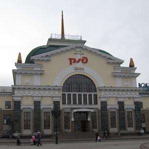 Железнодорожные вокзалы Ульяновска